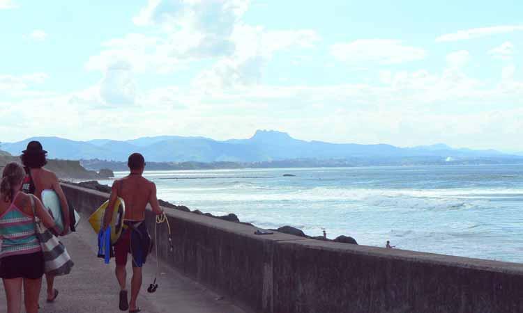 tourisme au pays basque