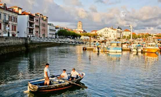 Camping Pays Basque activités