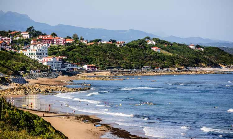 location vacances mobil-home bidart