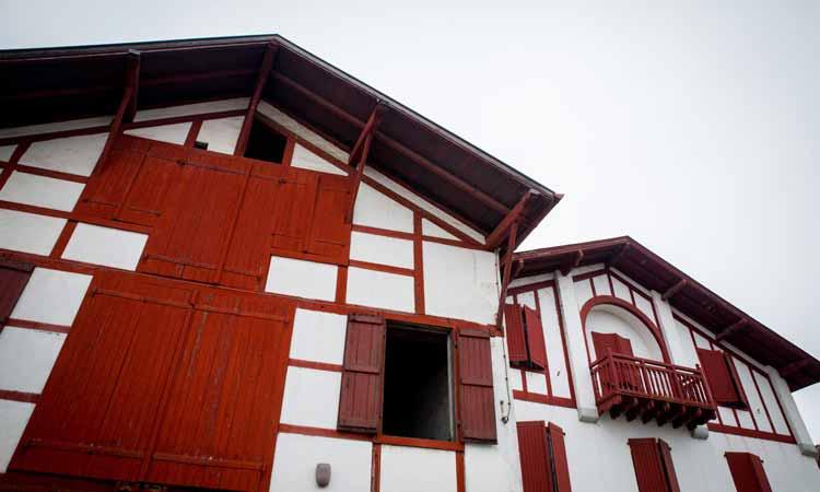tourisme à la ville du piment basque