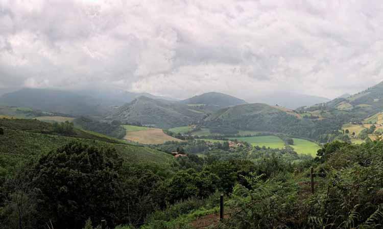 vacances pays basque intérieur