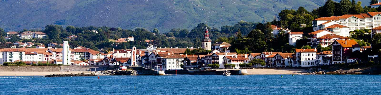 séjour au pays basque