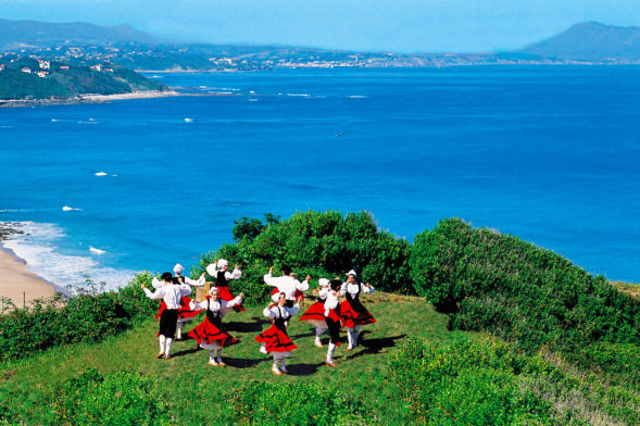Camping Erromardie Pays Basque