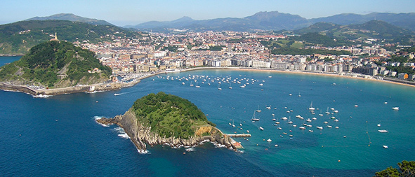 location mobil home San Sebastian