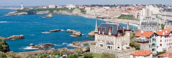 Camping Erromardie location vacances Biarritz