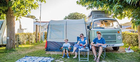 camping fêtes de bayonne