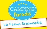Camping la Ferme Erromardie